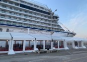 Viking Jupiter Maiden Call on 8 February 2019